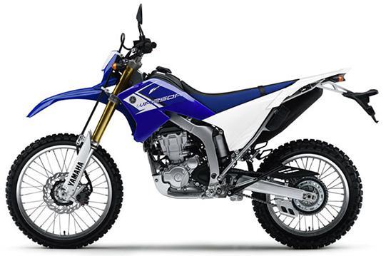 Kumpulan Gambar Modifikasi Motor Trail Yamaha Terbaru 2017
