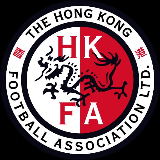 Logo Skuad Timnas Sepakbola Negara Hong Kong PNG