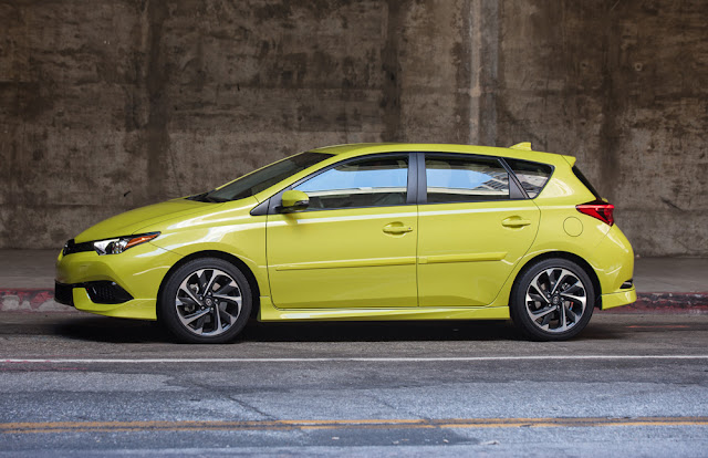 Scion iM in Spring Green