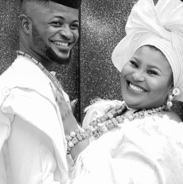 She's Taken! EeZee Conceptz Artiste Judikay Observes Traditional Marriage Rites