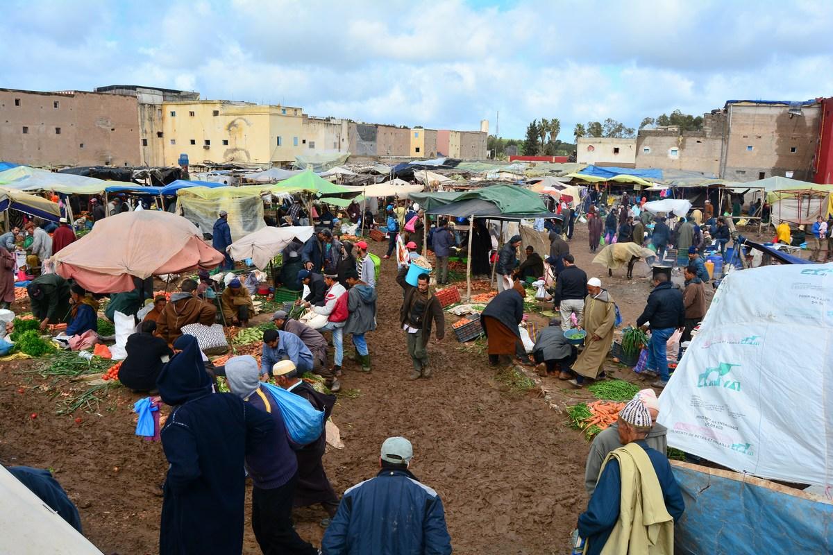 marché de Had Draa