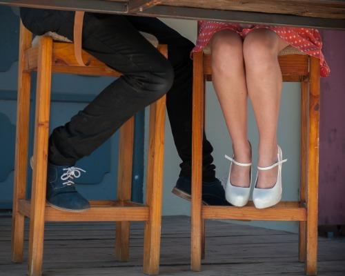 schoenen passen