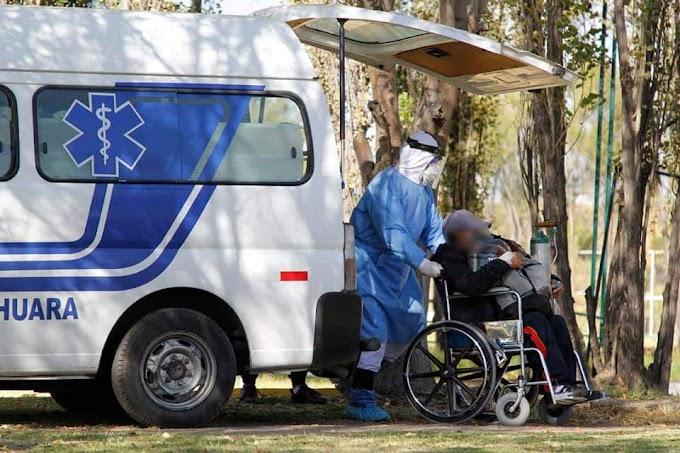 JOVEN DE 15 AÑOS CON DIABETES VENCE AL COVID-19 TRAS 71 DÍAS EN UCI DEL HOSPITAL DE YANAHUARA