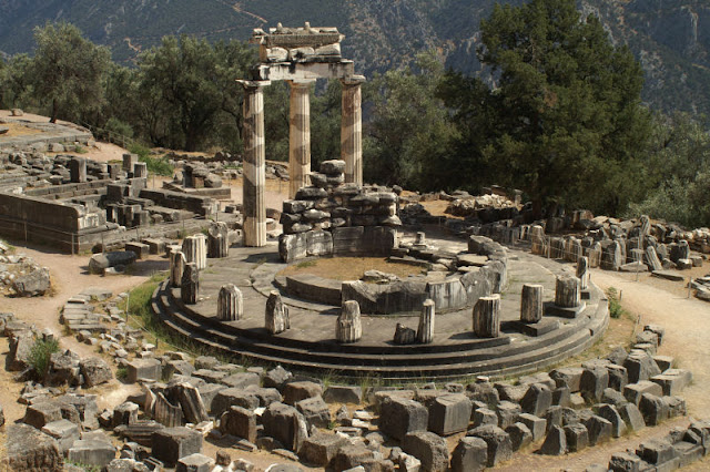 Passeio de um dia para Delfos, Atenas