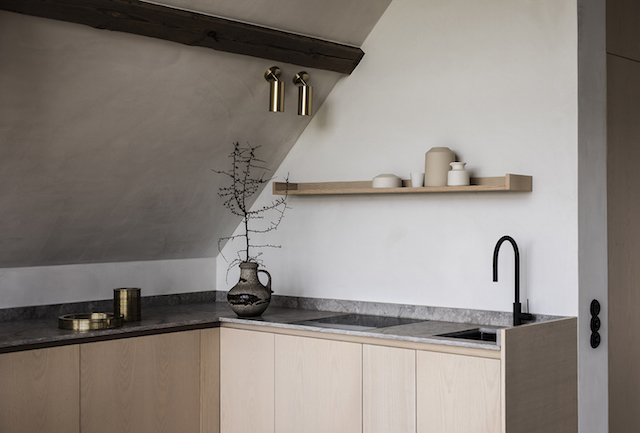 The Loft Kitchen by Nordiska Kök