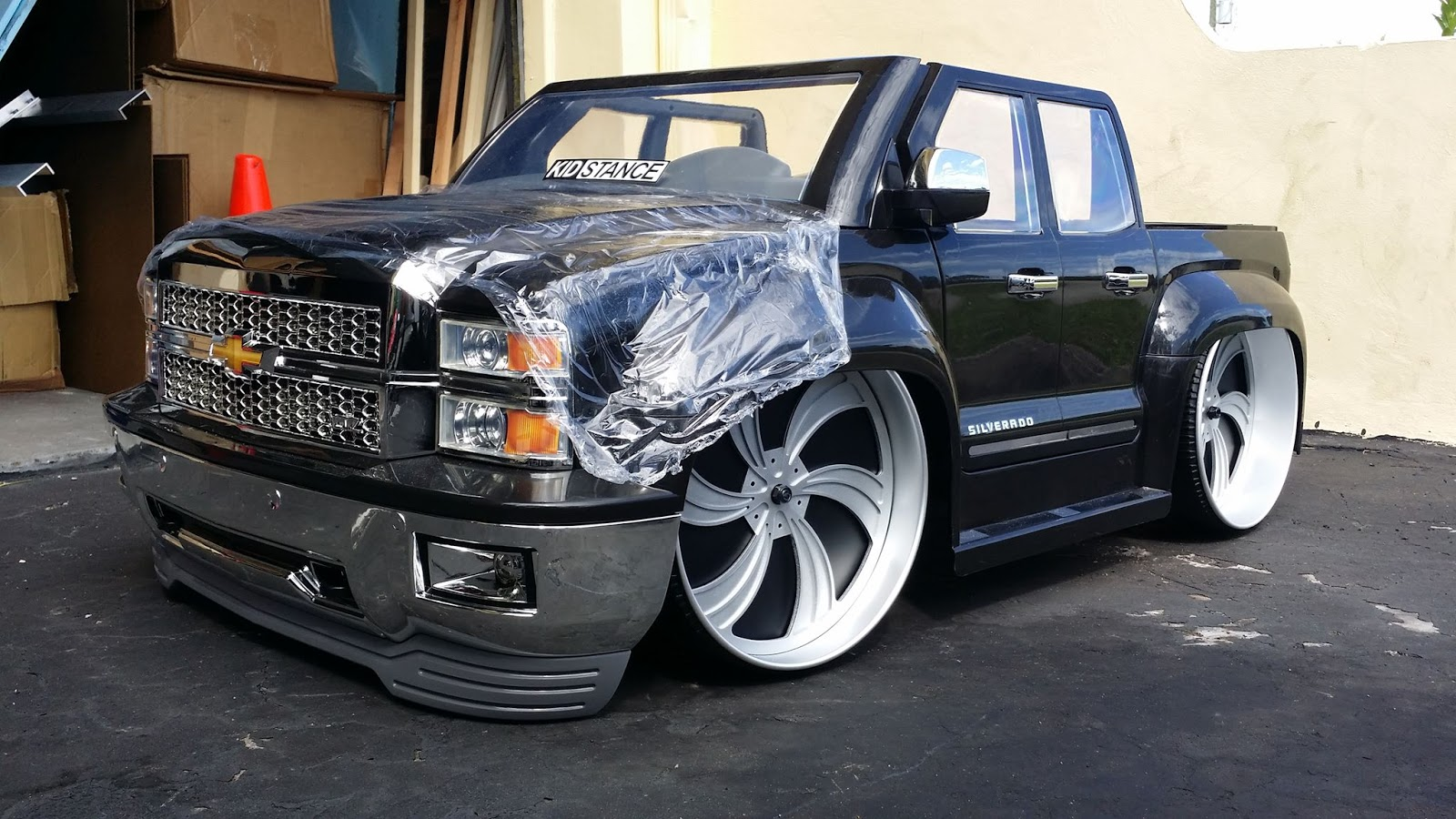Kidstance Is The Liberty Walk Of Children S Ride On Car