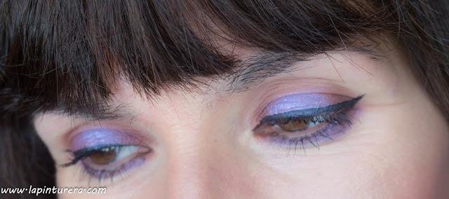 Look purple fiction