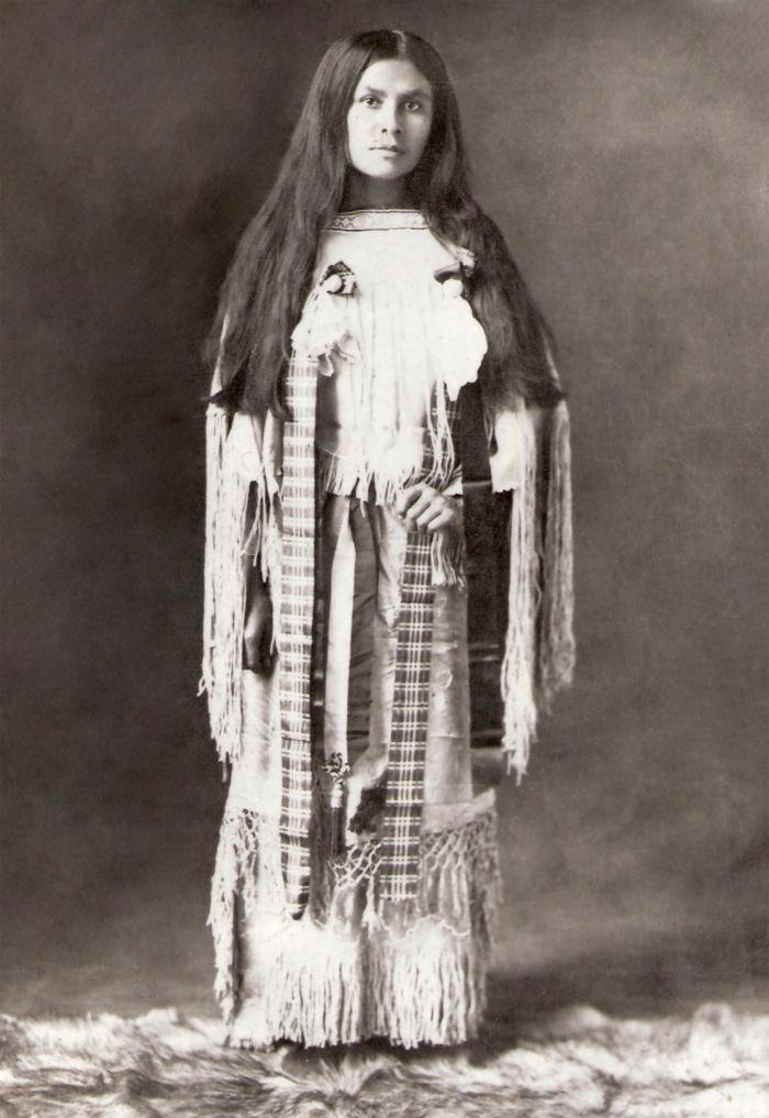 White Wolf 1800s 1900s Stunning Portraits Of Native