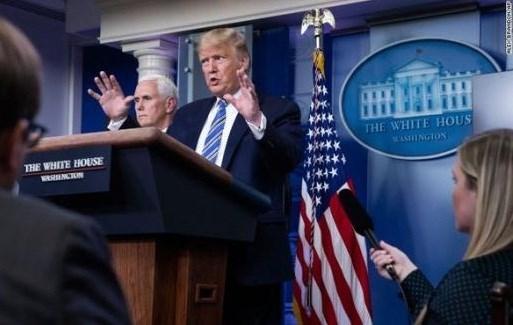 Mỹ đạt thỏa thuận gói cứu trợ 2.000 tỷ USD lớn nhất lịch sử