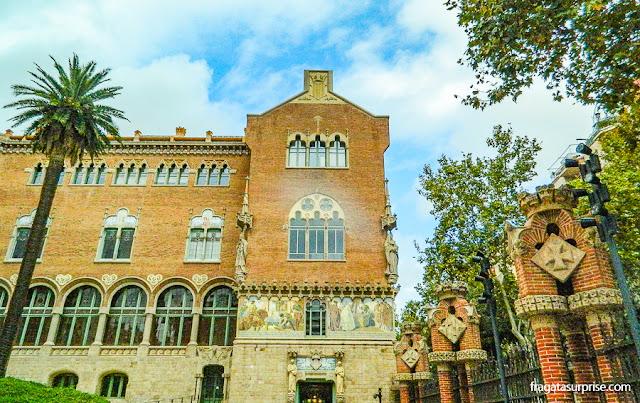 Pavilhão da Administração do Hospital Sant Pau