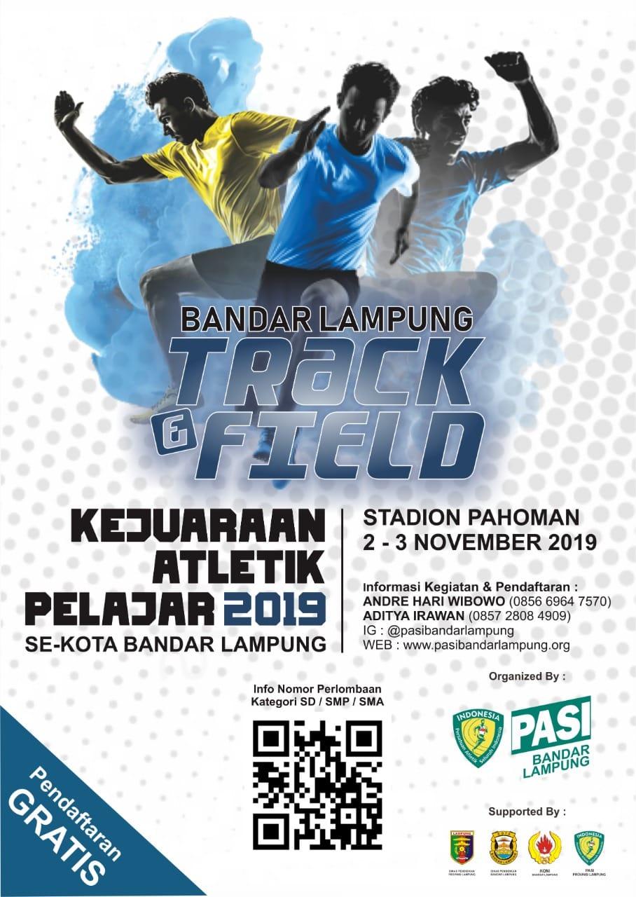 Bandar Lampung Track & Field • 2019