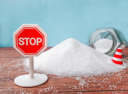 Stop Consuming Sugar