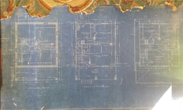 gordon van tine no 140 blue prints
