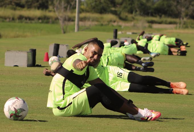 ¡Fin a la larga espera! Después de 118 días, DEPORTES TOLIMA volvió a los entrenamientos en San Gabriel