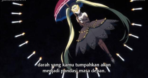 Lord of Vermilion: Guren no Ou Episode 03 Subtitle Indonesia