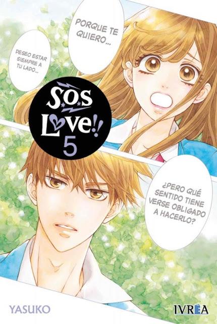 Review del manga S.O.S Love!! Vol.5 de Yasuko - Ivrea