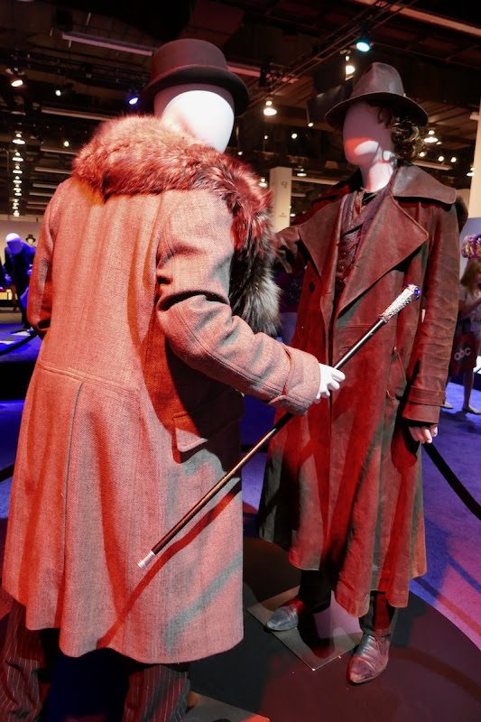 Sorcerers Apprentice Horvath Balthazar costumes