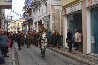 Με απόλυτη επιτυχία στέφθηκε η εκδήλωση αναπαράστασης απελευθέρωσης της πόλης