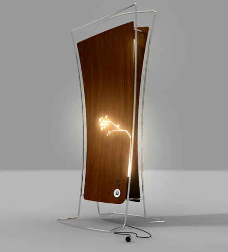 6 Creative Unique And Cool Lighting Ideas: 15 Cool Desk Lamps And Creative Table Lamp Designs