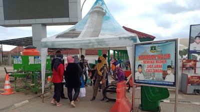 Wisata Religi Di Kota Serang Banten Tidak Terkendala Saat Pandemi Covid-19