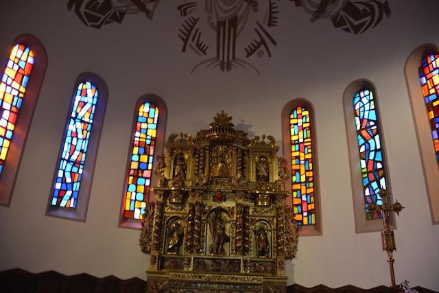 St. Esteve Church Andorra La Vella