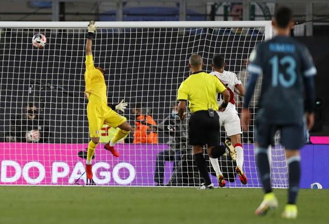 La Selección argentina ganó un partido durísimo ante Perú