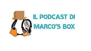 Il podcast di Marco's Box - Puntata 94