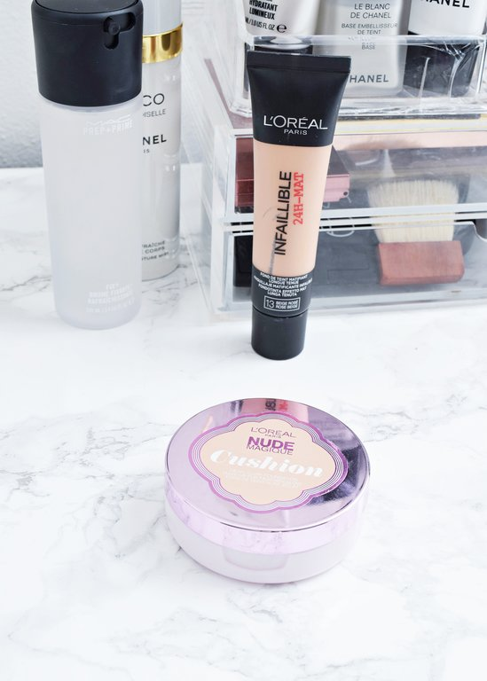loreal cushion review, disappointed product, cushion foundation