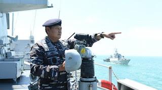 Isu Kapal China di Natuna Bisa Jegal KSAL Jadi Panglima TNI