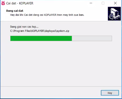 Hướng dẫn cài đặt nhanh và sử dụng KoPlayer 4