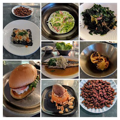 What to eat in Melbourne Australia: Supernormal banquet