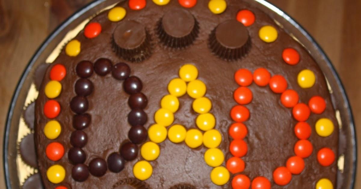 Kake Happy Birthday Dada
