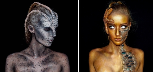 00-Lara-Wirth-Armageddon-Painted-Turning-into-Monsters-with-Body-Painting-www-designstack-co