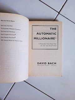 3 The Automatic Millionaire by David Bach