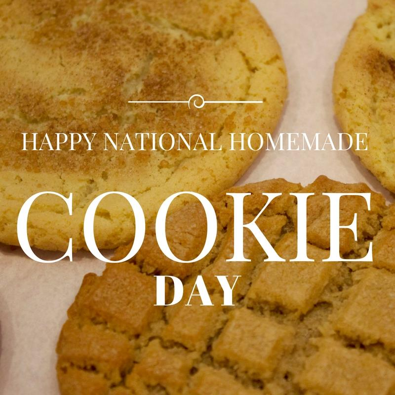 National Homemade Cookies Day Wishes Images download