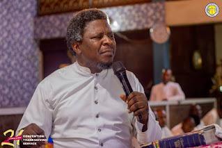 Supernatural Overflow (Part 2) - Pastor Segun Michael