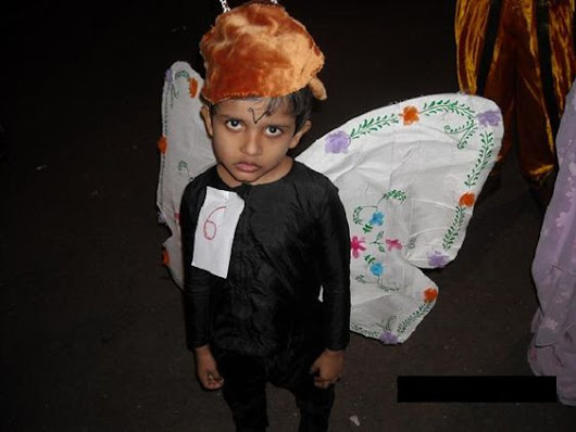 Kids fancy dress competition