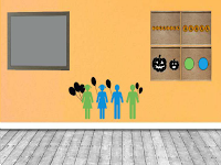 8b Death Skeleton Halloween Escape