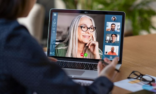 virtual meeting accessibility video conferencing access