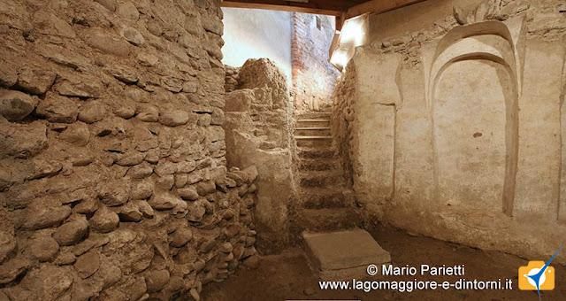 Monastero di Torba la cripta