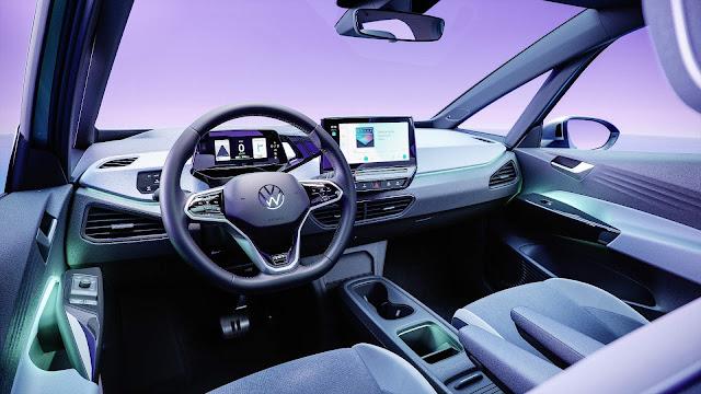 """VW ID.3 eleito """"Melhor dos Melhores"""" em concurso de design"""