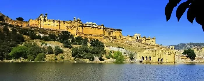 Amer fort, Jaipur, Best Places for Honeymoon in India