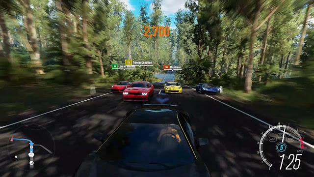 Comparación gráfica: Forza Horizon 3 en ordenadores ( Bajo-Medio-Alto )