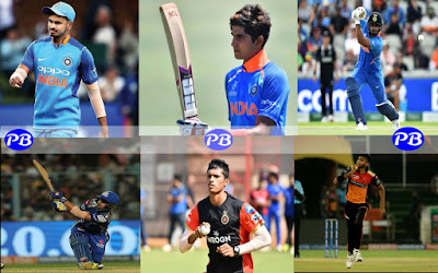 These youngster's may get chance for West Indies tour 2019