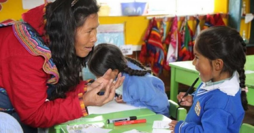Cuatro millones de peruanos hablan una de las 48 lenguas originarias