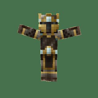 Templar of righteousnessn Minecraft Skin