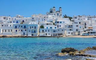 Best Greek Islands for Honeymoon paros