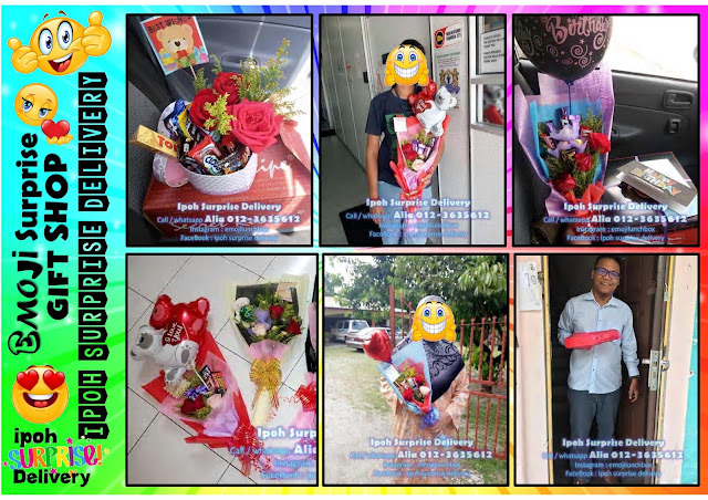 FB# ipoh surprise delivery