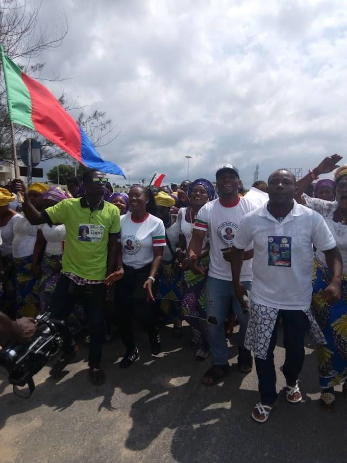 Ijaw Youth Network Declares total Support for  Barr. Tari-ere Joyce Gita for BSHA Ekeremo Constituency 1