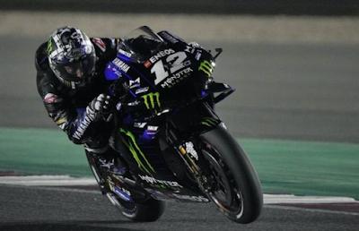 Maverick Vinales Juara MotoGP Qatar 2021